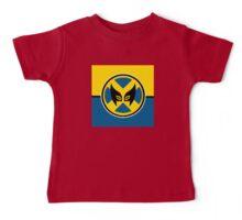 Wolverine Symbol Baby Tee