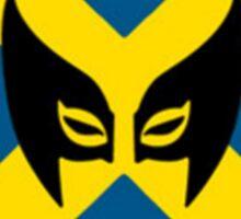 Wolverine Symbol Sticker