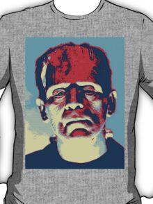 Boris Karloff in The Bride of Frankenstein T-Shirt