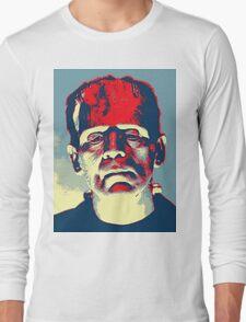 Boris Karloff in The Bride of Frankenstein Long Sleeve T-Shirt