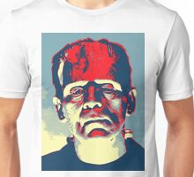 Boris Karloff in The Bride of Frankenstein Unisex T-Shirt