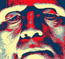 Boris Karloff in The Bride of Frankenstein Sticker