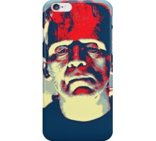 Boris Karloff in The Bride of Frankenstein iPhone Case/Skin