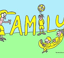 Family by Rob Overend