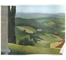 Montecastello view #2 Poster