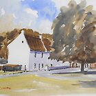Irish cottages by Sam Gilmore