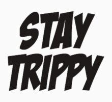 Stay Trippy [BLACK] by imjesuschrist