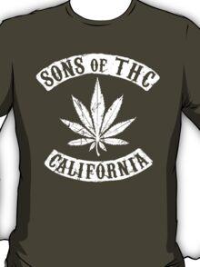 Sons of THC - California T-Shirt