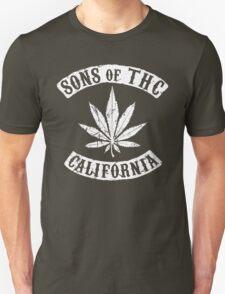 Sons of THC - California Unisex T-Shirt