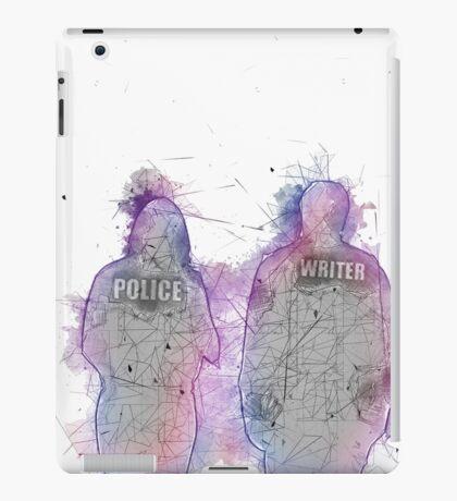 Partners In Crime iPad Case/Skin