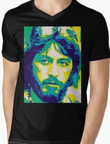 Al Pacino in Serpico Mens V-Neck T-Shirt