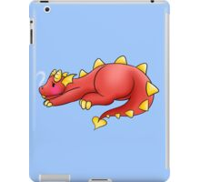 Being Lonely is a drag(on) iPad Case/Skin