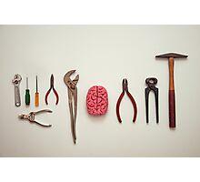 Brain Surgery Photographic Print