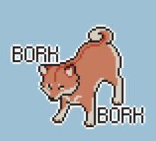 Bork Shibe by yamashta