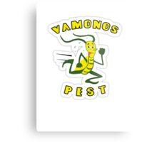 Vamonos Pest Metal Print