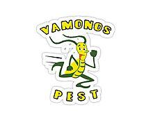 Vamonos Pest Photographic Print
