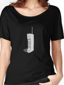 Retro Mobile Women's Relaxed Fit T-Shirt
