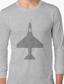Douglas A-4 Skyhawk Long Sleeve T-Shirt
