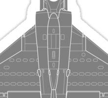 Douglas A-4 Skyhawk Sticker