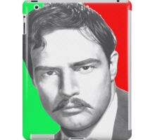 Marlon Brando in Viva Zapata! iPad Case/Skin