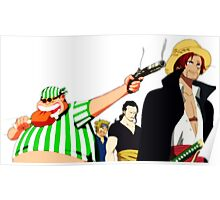 First Kill İn One Piece Poster