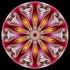 Flower Fractal 230813 Kaleidoscope by fantasytripp