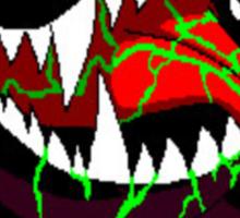 Venom Kirby Sticker