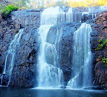 Waterfall by Chris Kean