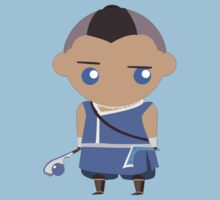 The Last Airbender - Sokka by RedWaffle