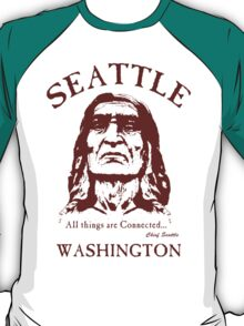 Chief Seattle T-Shirt