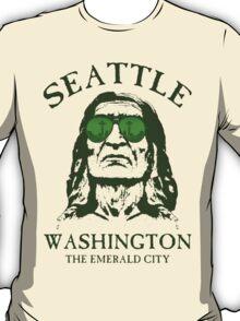 Seattle-The Emerald City T-Shirt