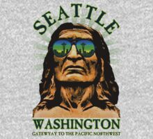 Seattle - Gateway to the Pacific Northwest Kids Clothes
