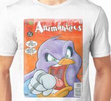 Animanics comic book Unisex T-Shirt