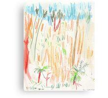 Edgecliff Escarpment Canvas Print
