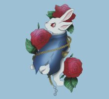 White Rabbit by 4dams4pple