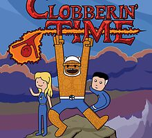 Clobberin' Time by Glenn Martin