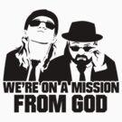 Mission From God by Glenn Martin
