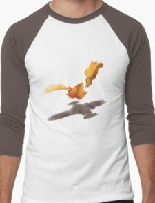 Leaf on the Wind Men's Baseball ¾ T-Shirt