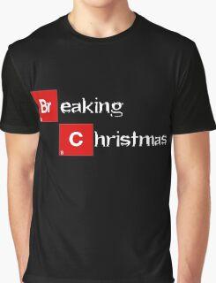 Breaking Christmas Graphic T-Shirt