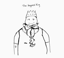 The Happiest King Unisex T-Shirt