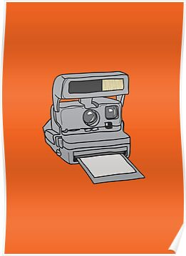 Polaroid Camera by ManlyDesign