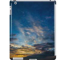 Sunset Over Lake Michigan iPad Case/Skin