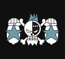 One piece - Franky's flag by RedWaffle