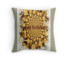 Jolly Olde' St Nick ! Throw Pillow