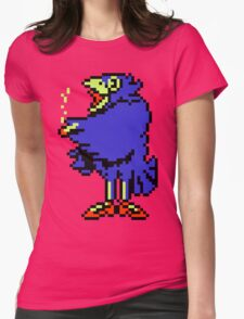 Crow - Mother / Earthbound Zero Womens Fitted T-Shirt