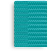 blue wave case Canvas Print