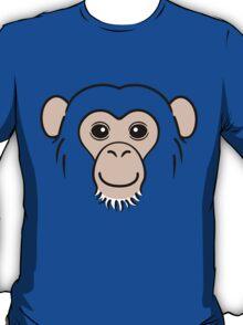 Chimpanzee Face T-Shirt