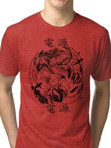 Absolute Power (JP) Tri-blend T-Shirt