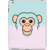 Chimpanzee Face iPad Case/Skin