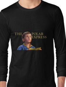 The Polar Express Long Sleeve T-Shirt